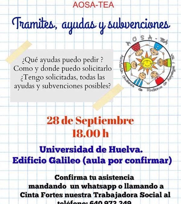 Escuela de Familias. 28.09.18