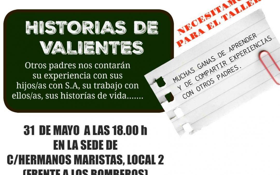 Historias de Valientes 31.05.2018
