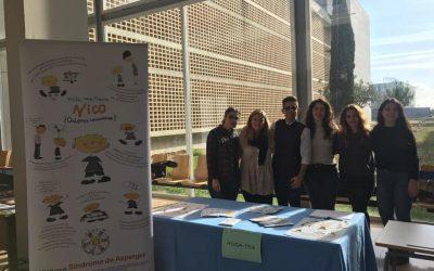 Jornadas de Bienvenida del V Plan de Voluntariado en la Universidad de Huelva.