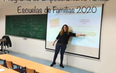 Escuela de Familias Enero 2020