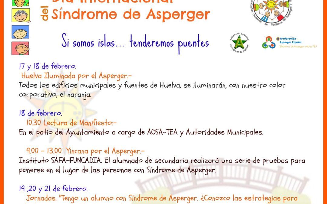 Día internacional del Síndrome de Asperger 2020