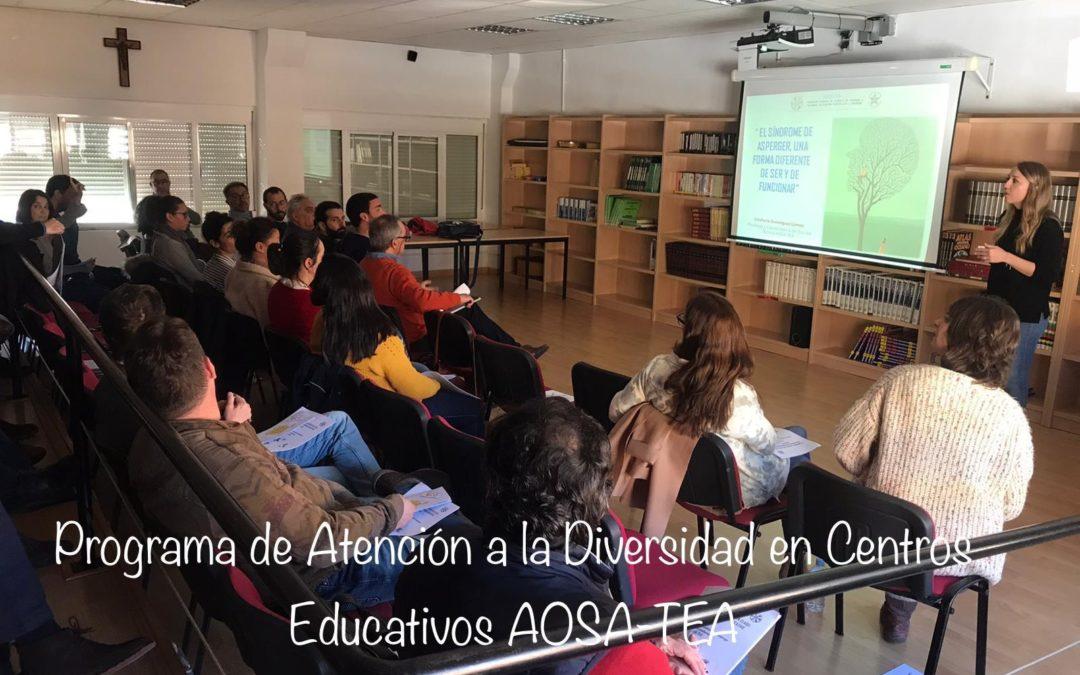 Formación a profesionales de la educación