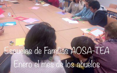 Nuestra Escuela de Familias de ayer !!