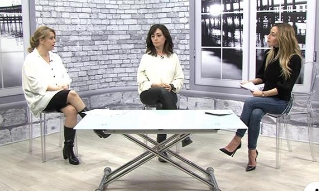 Entrevista en HTV