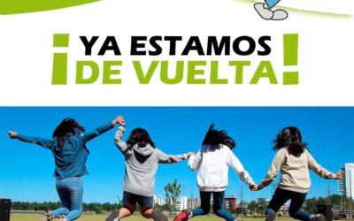 Ya estamos de Vuelta !!