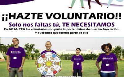 Hazte Voluntario !!!