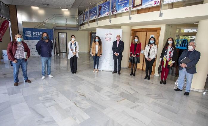 La Fundación Cepsa ha reconocido a AOSA-TEA con uno de sus Premios al Valor Social 2020