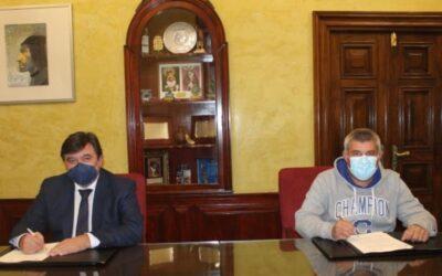 Convenio de Colaboración con el Ayto. de Huelva
