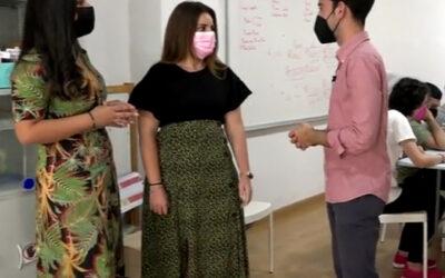 Reportaje en el programa Solidarios de Teleonuba
